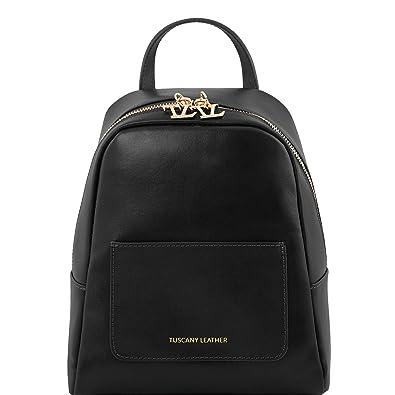 30fbbf55b1228 Tuscany Leather 81416144 TL BAG - Kleiner Lederrucksack für Damen ...