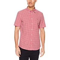 Tommy Hilfiger Men's Gingham Check Poplin Shirt