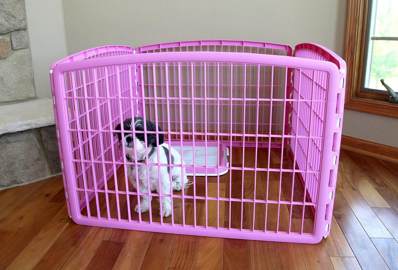Amazon Iris 24 Exercise 4 Panel Pet Playpen Without Door