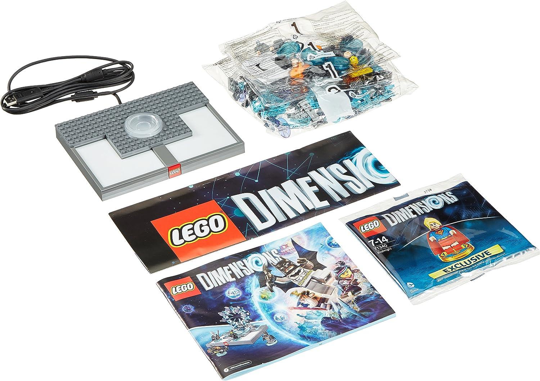 Lego Dimensions - Starter Pack + Supergirl Figur [Importación Alemana]: Amazon.es: Videojuegos