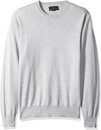 Marca Amazon - Buttoned Down - Jersey ligero de algodón Supima con ...