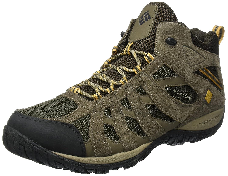 Columbia Redmond Mid Waterproof - Botas para Hombre: Amazon.es: Zapatos y complementos
