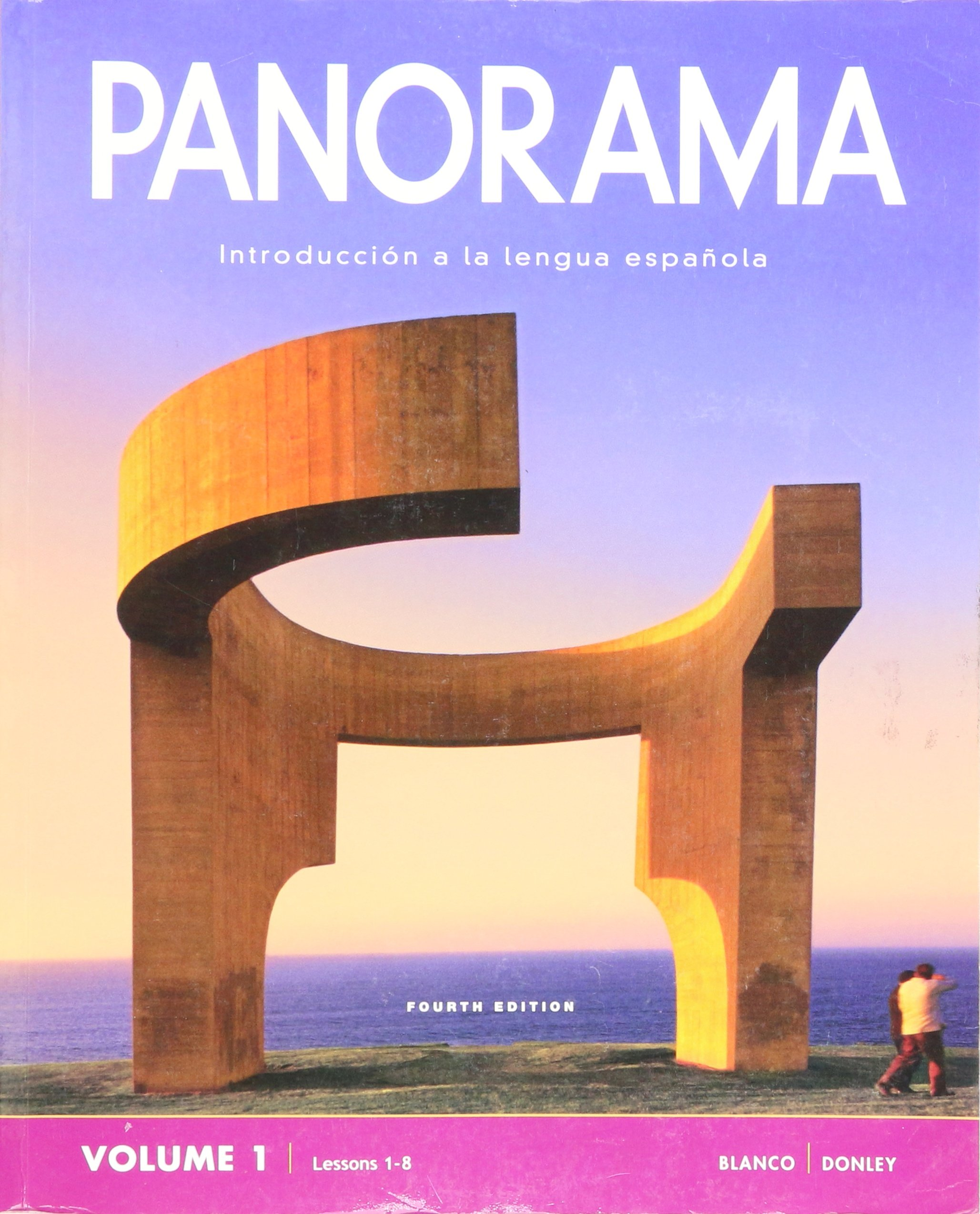 Download Panorama, 4th Ed, Student Edition Vol 1. (Lessons 1-8) and Supersite Plus Code ebook