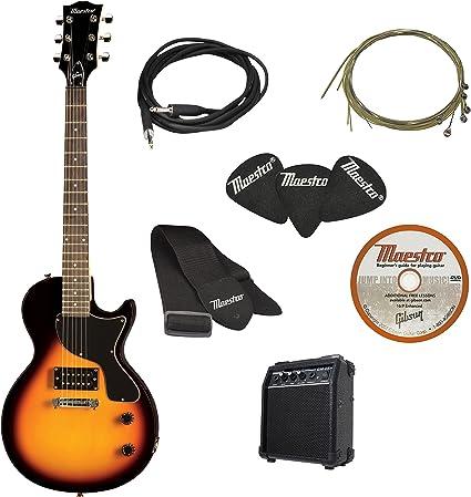 Gibson 25' Cherry Instrumenten Kabel