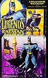 Legends of Batman Crusader Batman