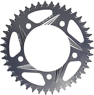 product image for Vortex (245A-43) Silver 43-Tooth 520-Pitch Rear Sprocket