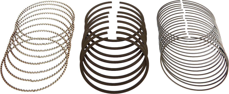 Hastings Piston Rings 2M5292 8-Cylinder Piston Ring Set