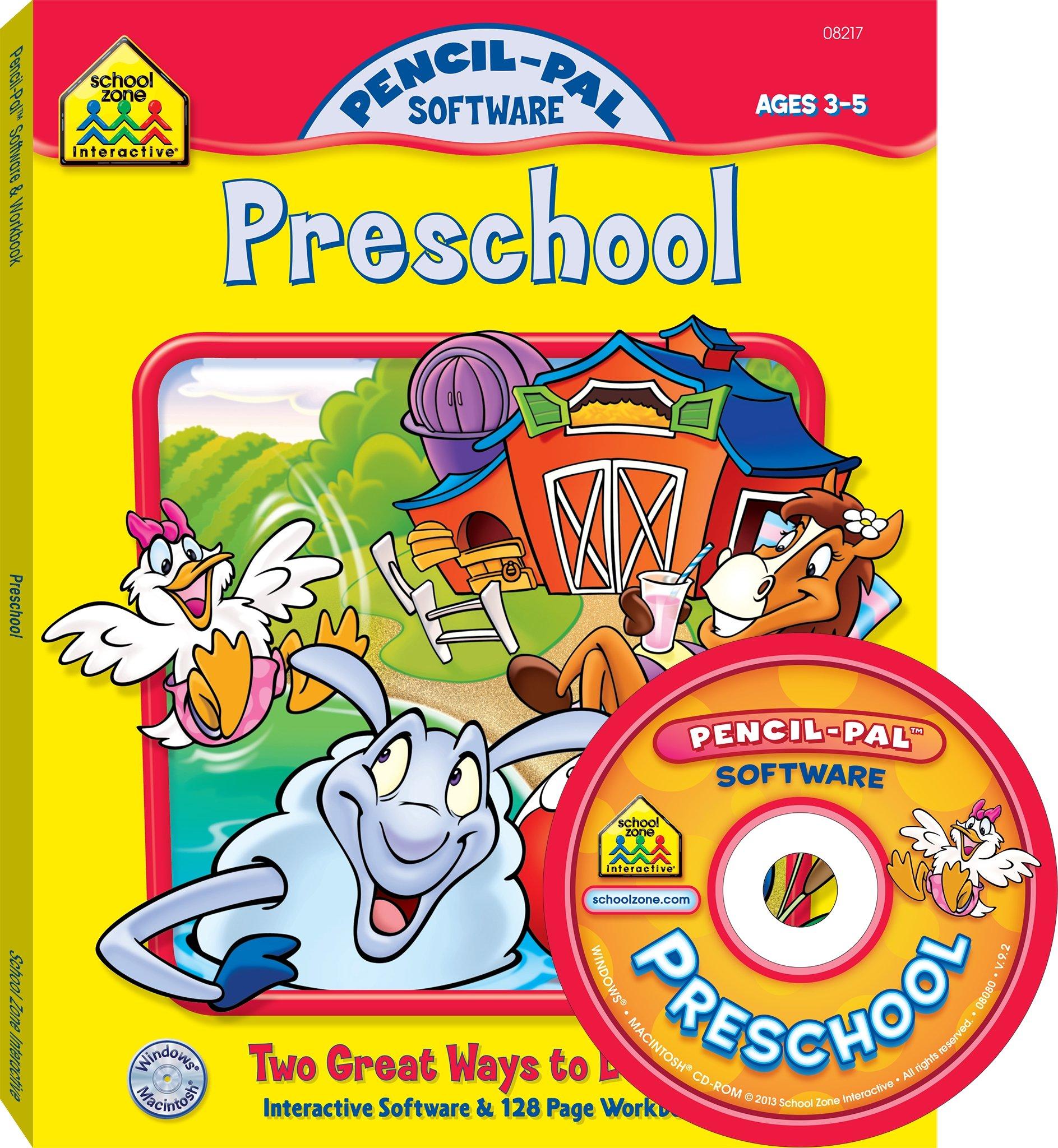 Pencil-Pal Preschool (Pencil-Pal Software)