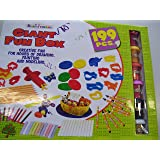Crea Dough Big Farm Set - 3 Years and Above