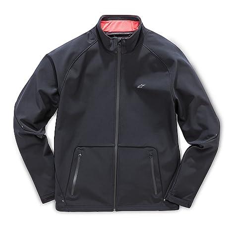Alpinestars Sector Jacket, Chaqueta para Hombre, Negro, Large