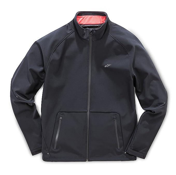 Alpinestars Sector Jacket Chaqueta, Negro, Large para Hombre ...