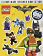 Ultimate Sticker Collection: THE LEGO® BATMAN MOVIE (Ultimate Sticker Collections)