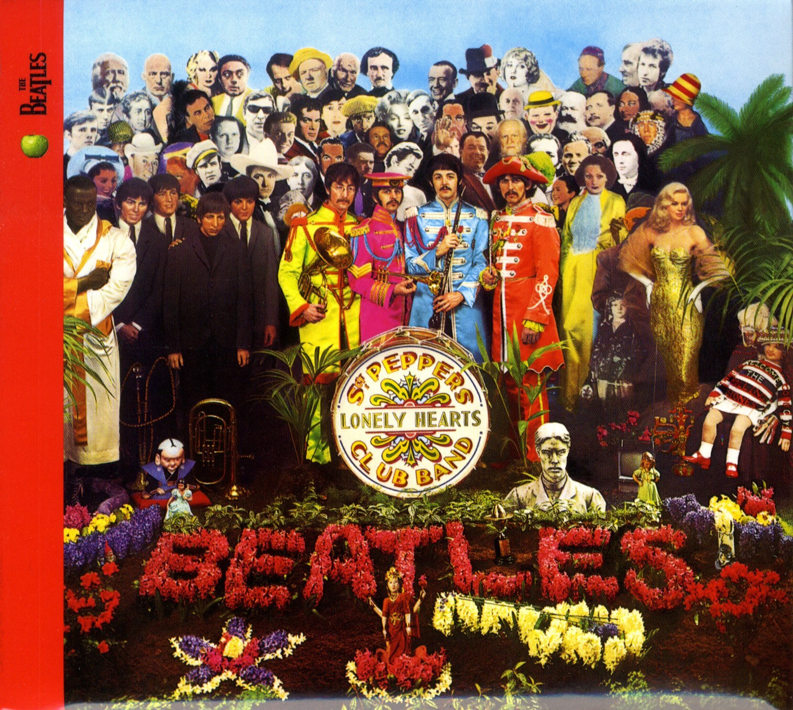 Sgt. Pepper's Lonely Hearts Club Band 4