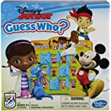 Disney Jr Guess WhoGame