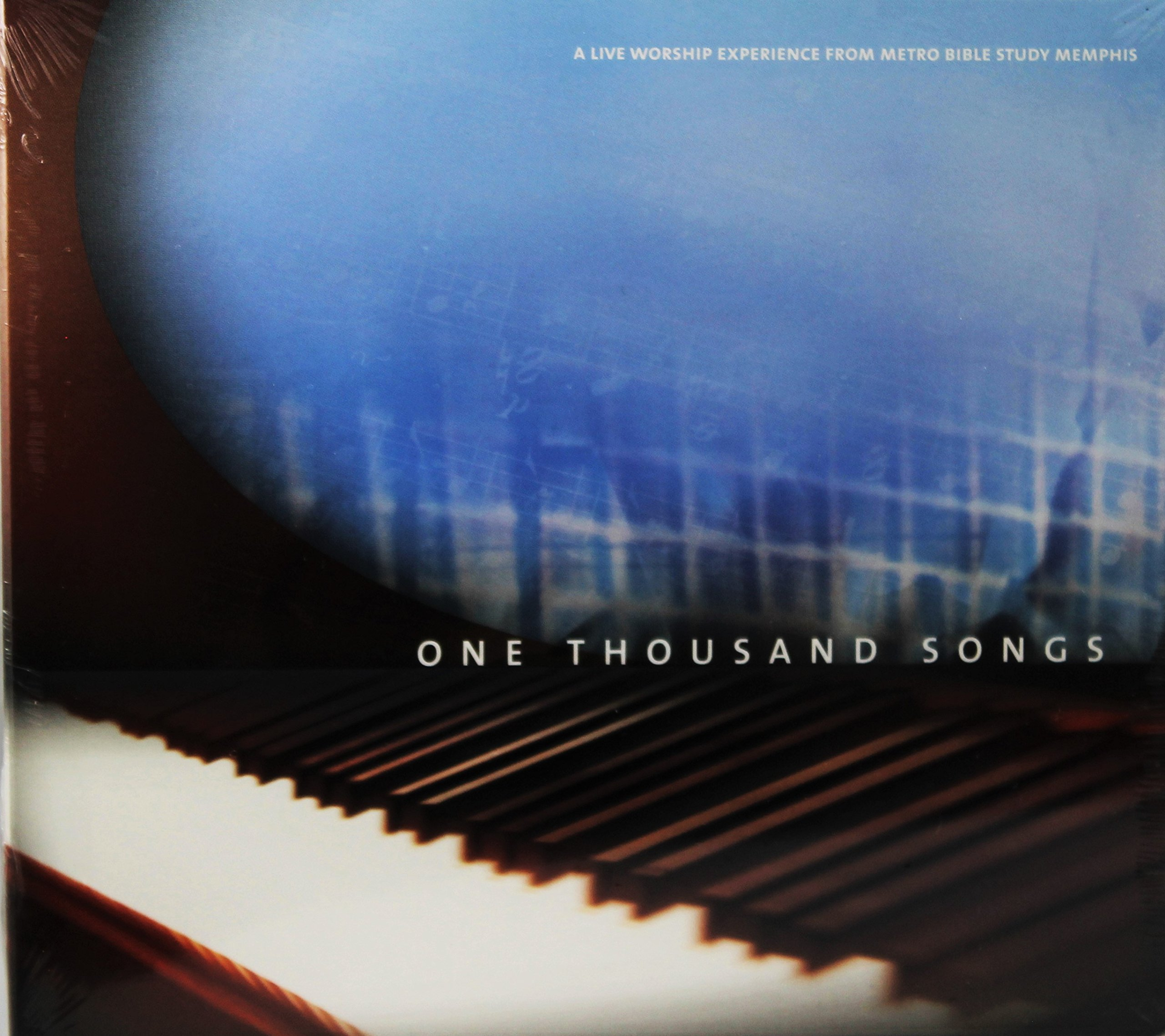 One Thousand Songs - A Live Worship Experience from Metro Bible Study Memphis