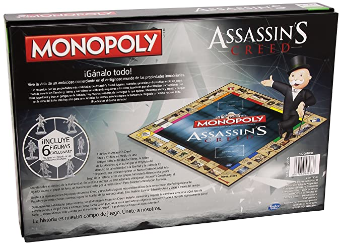 48524 - Monopoly Assassins Creed
