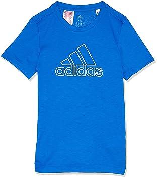 e4ac12ea31763 adidas Training Prime T-Shirt à Manches Courtes pour garçon  Amazon ...