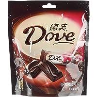 德芙香浓黑巧克力90g(18g加量装与普通装随机发货)