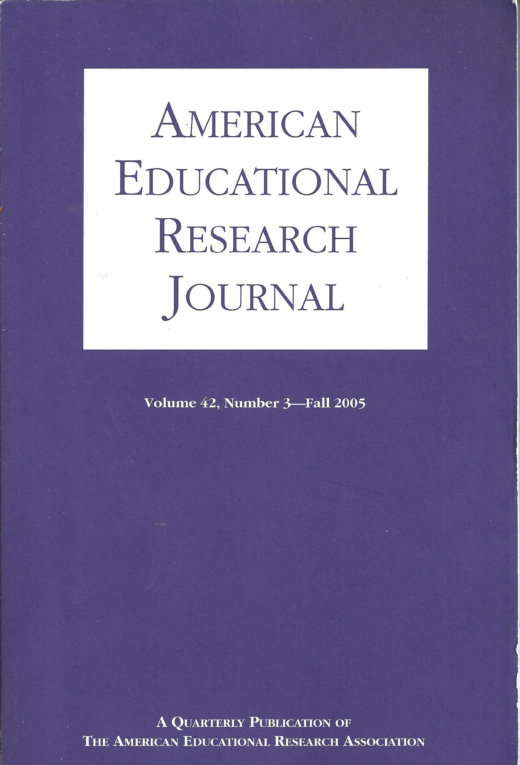 american educational research journal predicting college grades rh amazon com Eric Decker Eric Clapton
