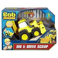 Bob The Builder Large Scoop Shovel Fun - English