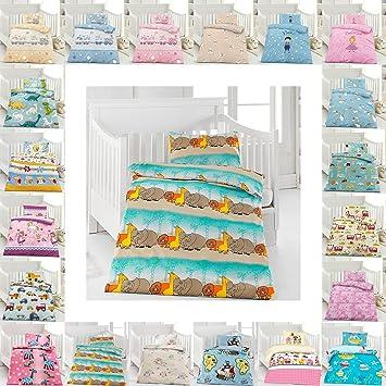 Parure de lit pour enfant 100 x 135 cm + taie d\'oreiller 40 x 60 cm ...