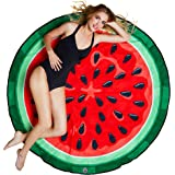 BigMouth Inc Gigantic Watermelon Beach Blanket