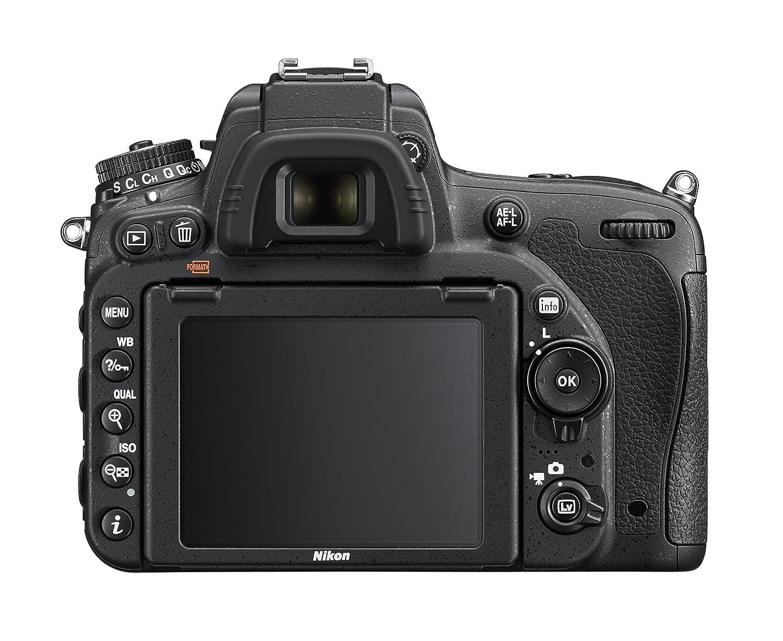 Nikon Cámara Reflex solo Cuerpo D750 formato FX: Amazon.com.mx ...