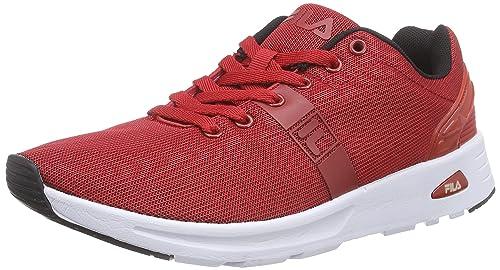 6J50C7JI Women Red pompeian Red Fila Skydive Low Mens Low Top Sneakers New Listing