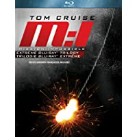 Mission: Impossible Extreme Trilogy Box Set (Mission: Impossible / Mission: Impossible 2 / Mission: Impossible 3) [Blu-ray] (Bilingual)