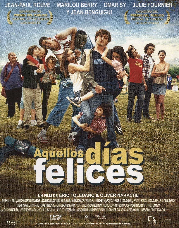 Aquellos Días Felices [DVD]: Amazon.es: Jean-Paul Rouve, Marilou ...
