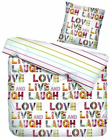 Esprit 251739 Garnitur Love Bettwäsche 135 X 200 Cm Amazonde