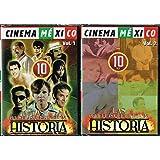 CINEMA MEXICO PACK VOL.1 [PERRO CALLEJERO 1 Y 2,EL CAFRE,