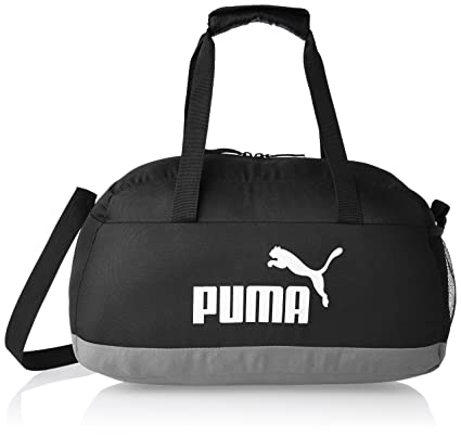 Puma 46 cms Black Travel Duffle (7494201)  Amazon.in  Bags, Wallets    Luggage 8dcbb27069