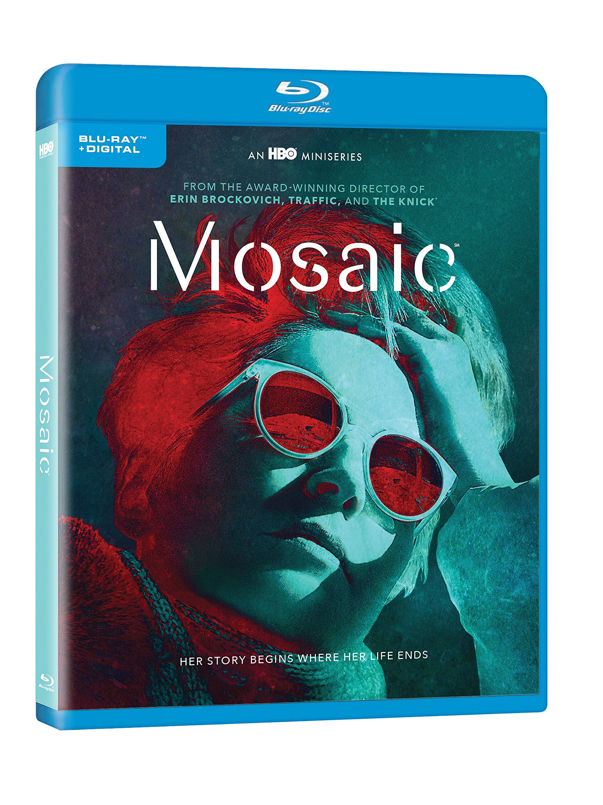 Blu-ray : Mosaic (Ultraviolet Digital Copy, 2 Pack, Digitally Mastered in HD, 2PC)