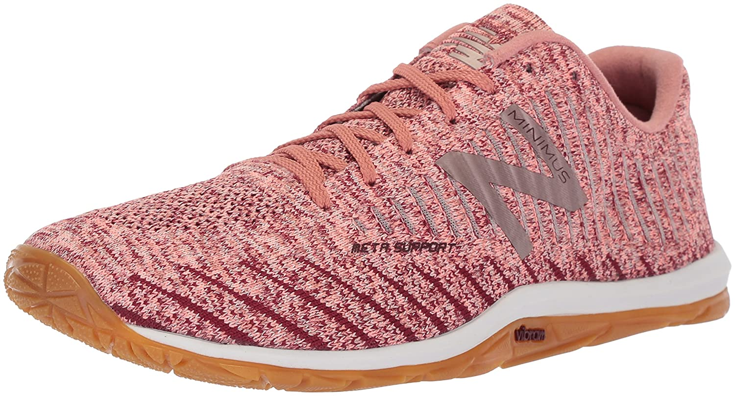 New Balance Women's 20v7 Minimus Cross Trainer B074VK3275 5 D US|Fuschia