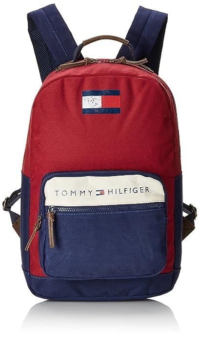 Tommy Hilfiger Lance Backpack - Mochila para Hombre, Color Corporate, Talla única: Amazon.es: Zapatos y complementos
