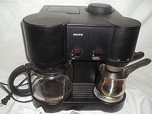 Krups Type 865 coffee/espresso maker machine