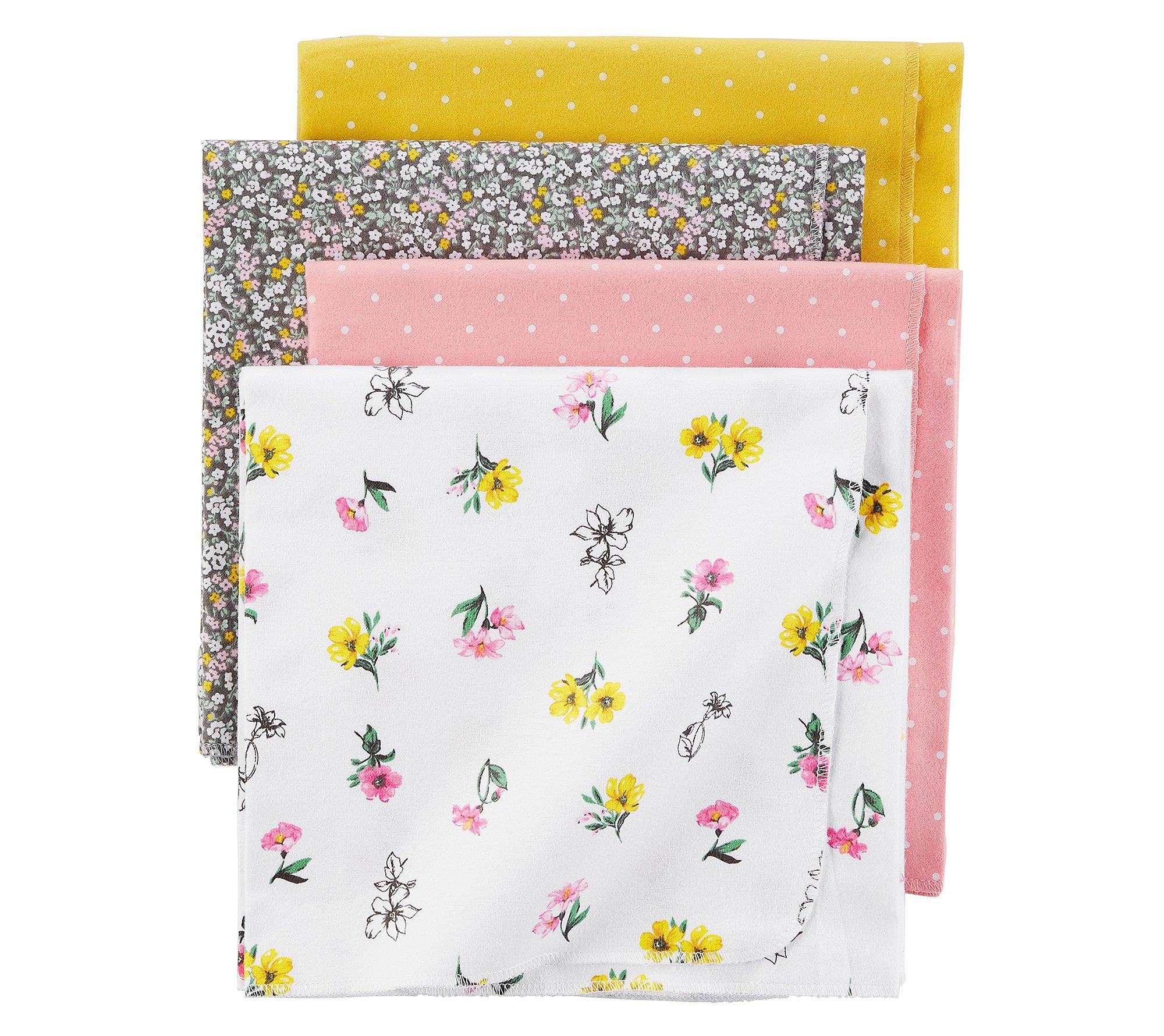 Carter's 4-Pack Receiving Blanket by Carter's