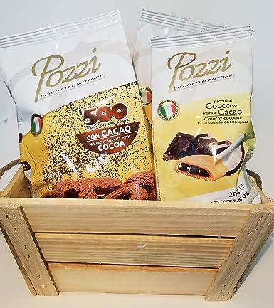 Gift Basket For Birthday Teacher Wife Husband With Italian Cookies Amazonca Grocery
