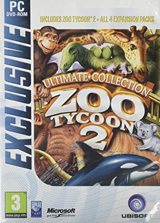 ZOO TYCOON 2 ULTIMATE COLLECTION PC: Amazon.es: Videojuegos