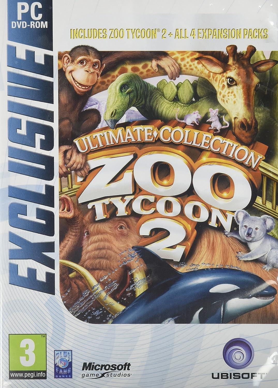 Amazon com: Zoo Tycoon 2 Ultimate Collection (Netherlands