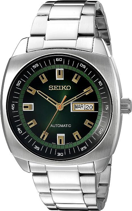 Seiko Recraft Green Dial Automatic SNKM97