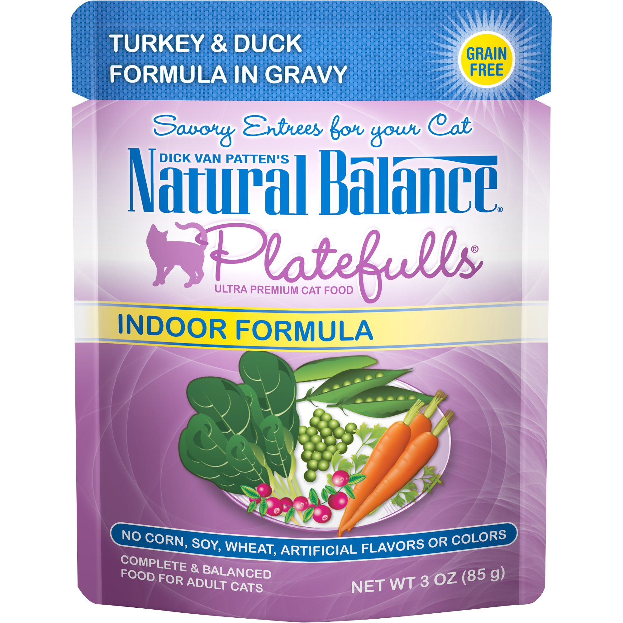 Natural Balance Platefulls Cat Food Reviews