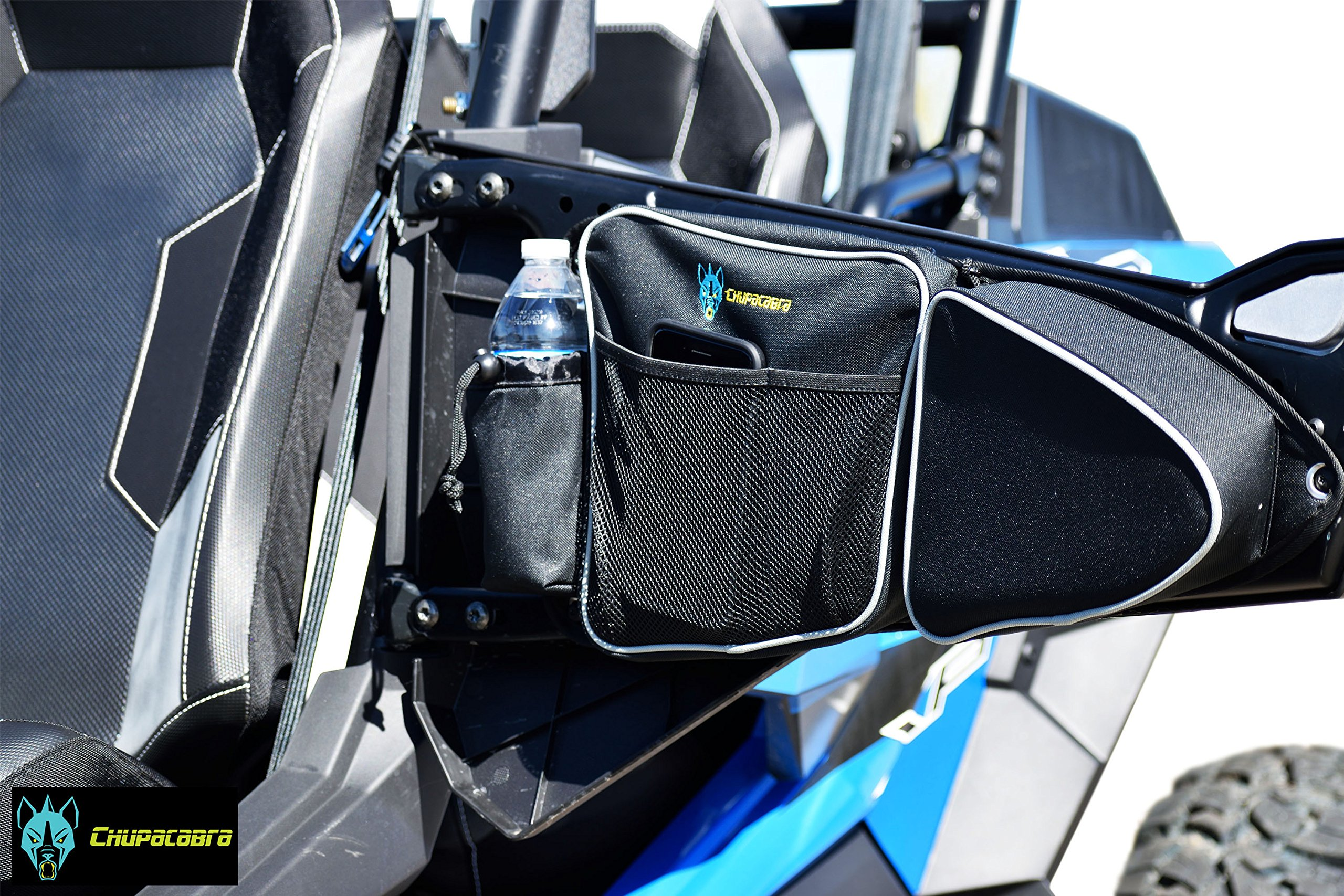 Chupacabra Offroad Door Bags RZR Turbo 1000 900S Passenger and Driver Side Storage Bag by Chupacabra Offroad (Image #6)