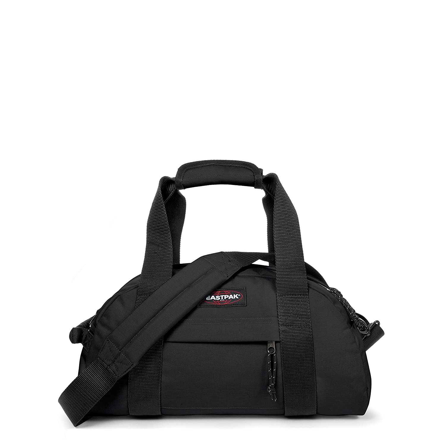 2a1068be2d Eastpak Compact Soft luggage, 46 cm, 23 L, Black: Amazon.co.uk: Luggage