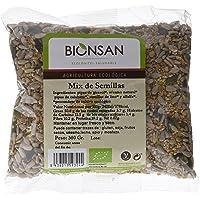Bionsan Mix de Semillas Ecológicas de Girasol, Calabaza