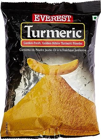Everest Powder, Turmeric, 200g