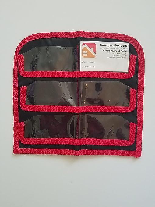 Amazon Headrest Card Kiosk 6 Place Business Card Holder