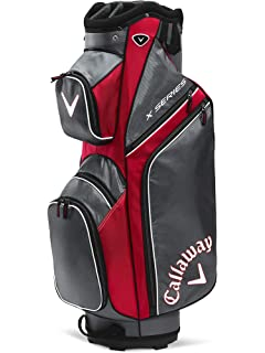 Callaway X Series - Bolsa para Carro de Golf, Color Negro ...