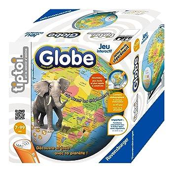 globe tiptoi